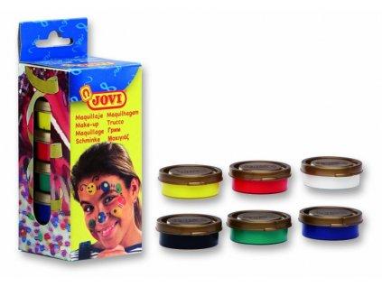 JOVI farbičky na tvár v kelimku 8ml