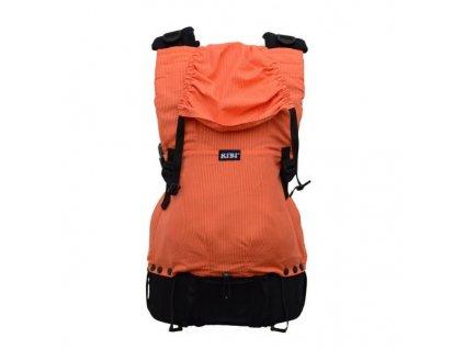 Kibi ergonomický nosič - oranžové pruhy