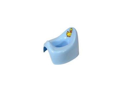 Nočník modrý