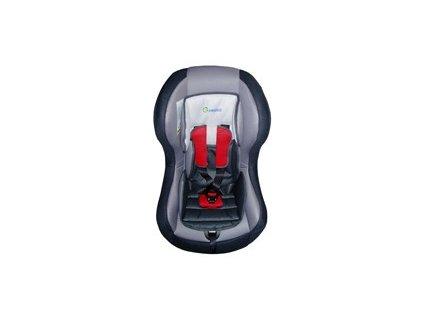 Autosedačka Driver SP 0-18kg - sivá