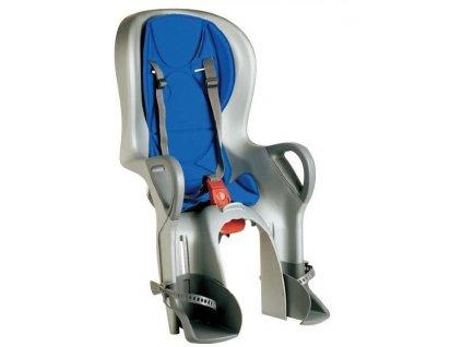 OK BABY Cyklosedačka 10+ 0-22kg - modrá