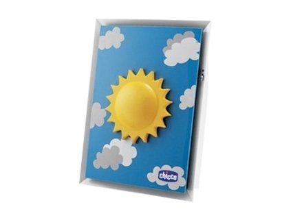 Chicco Ionizátor, svietidlo a osviežovač vzduchu Breathy Blue