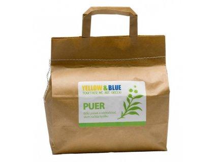 Tierra Verde Bieliaci prášok PUER 5kg - papierové vrece