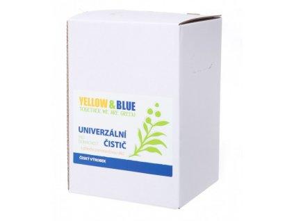 Tierra Verde Univerzálny čistiaci prostriedok z mydlových orechov 5 L