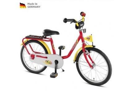"""PUKY Detský bicykel 18 """" Z8 červený"""
