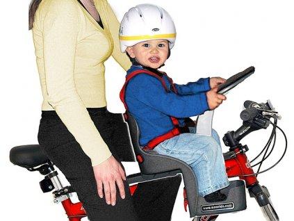WeeRide Cyklosedačka SafeFront