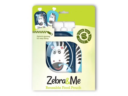 1 balenie ZebraMe kapsicka 2ks kozmonautzebra