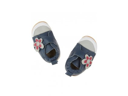 shooshoos navy flower