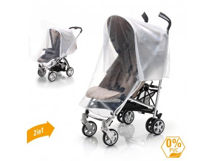 comfort rain cover pushchair buggy wh 01