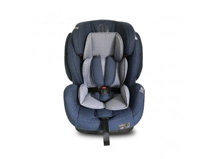 Petite&Mars Autosedačka Prime II Blue 9-36 kg