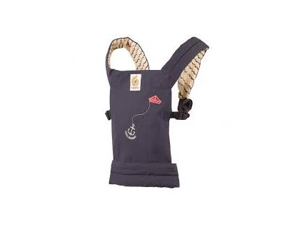 ergobaby doll carrier sailor