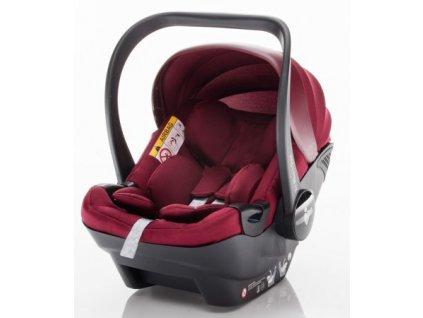 ZOPA X1 Plus i-Size - Bordó Red