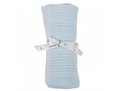 cuddleco letni deka baby blue