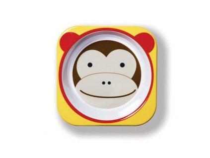Skip Hop ZOO miska opička