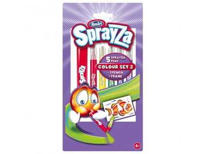sprayza sa2206 pack shot
