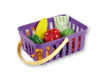 Androni Nákupný košík so zeleninou 10ks