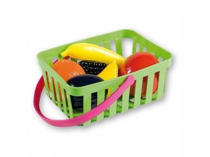Androni Nákupný košík s ovocím 6ks