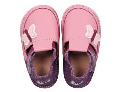 barefoot kids shoes butterflies 336 2