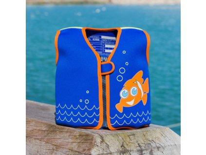 konfidence jacket clownfish lalashop