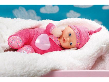 Zapf Baby born First love svietiaca a hrajúca bábika