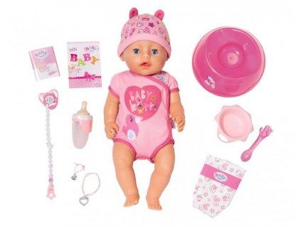 BABY BORN dievčatko s príslušenstvom