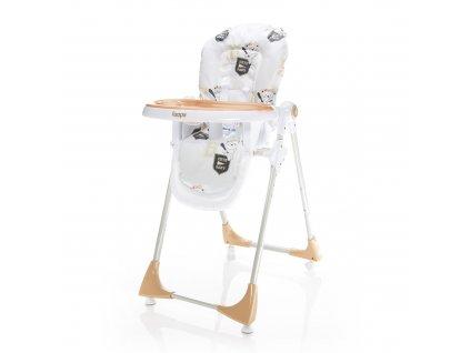 ZOPA Monti jedálenská stolička - baby