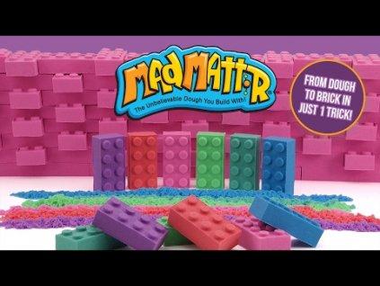 MAD Mattr a Brick forma - modrá