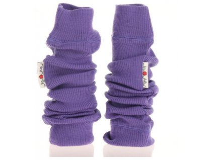 wool tube purple
