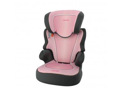Autosedačka Befix SP Skyline Pink 15-36 kg