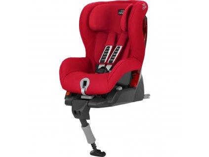 RÖMER Autosedačka Safefix Plus BRR022310/Fire Red
