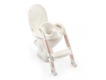 THERMOBABY Židlička na WC Kiddyloo - Off White