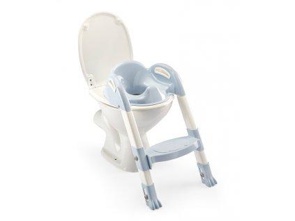 THERMOBABY Židlička na WC Kiddyloo - Baby Blue