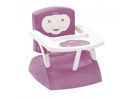 THERMOBABY Skládací židlička THE051985/Růžová