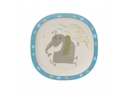 ZOPA Bambusový talířek ZOP055045/Elephant