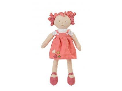 BabyOno Hračka bábika Lilly ružová 37cm, 0m+ 1254-BOo