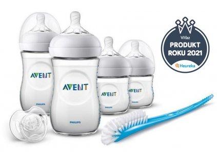 Philips AVENT Avent novorodenecká štartovacia sada Natural.2 876625