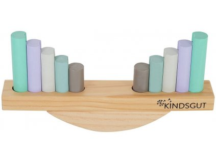 KINDSGUT Drevená balančná hra