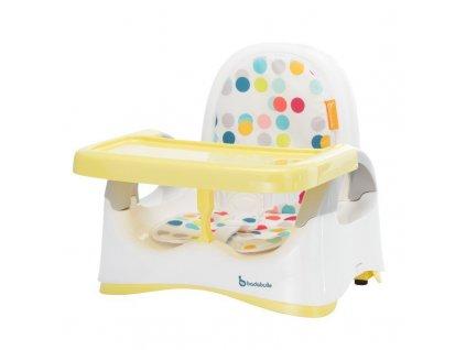 Badabulle prenosná stolička Comfort Yellow