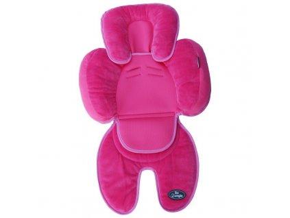 Bo Jungle univerzálna vložka 3v1 B-Snooze Pink