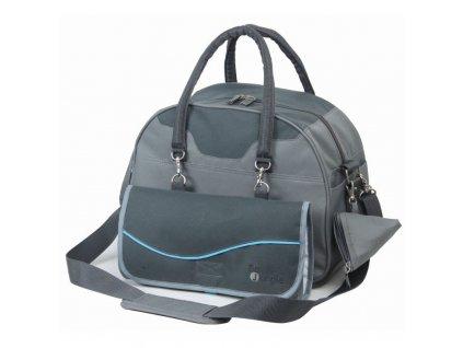 Bo Jungle prebaľovacia taška B-CITY Grey