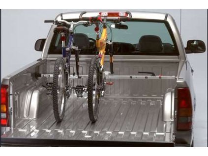 Kool Rack Loaded with Bikes in Truck TRK00