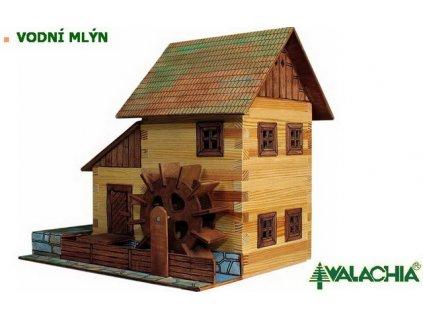 walachia vodny mlyn