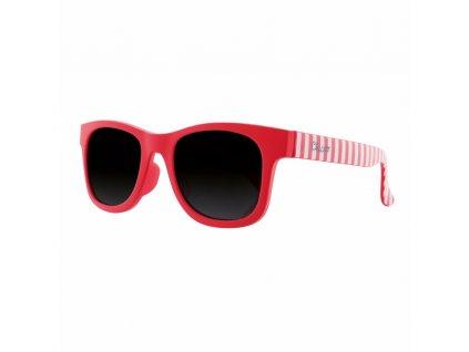 Chicco Okuliare slnečné dievča červené 24M+ 09803.20