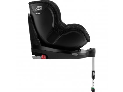 RÖMER Autosedačka Dualfix M i-Size BRR022732/Crystal Black