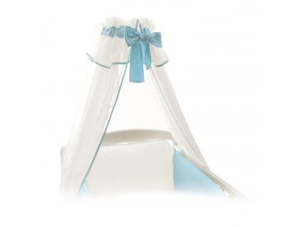 Ceba Baldachýn bielo - modrý W-805-000-161