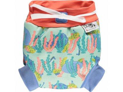 546635 Close Pop in Swim Nappy Turtle