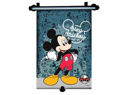 MARKAS Tienidlo na okno auta sťahujúce 1 ks Mickey Mouse MCSAA111