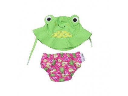 zoocchini set frog22