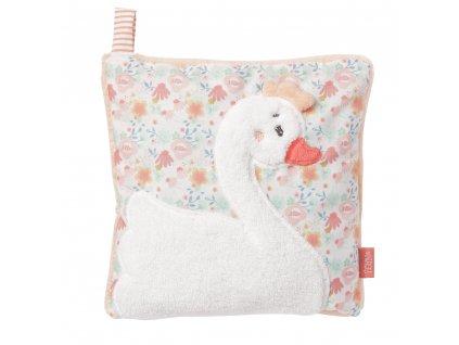 BABY FEHN Nahřívací polštářek BFE055510/Swan Lake