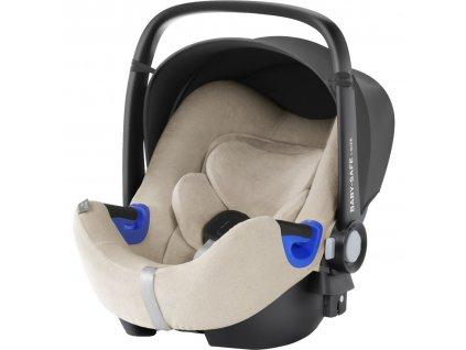 BRITAX Letní potah Baby-Safe (2) i-Size BRR022937/Beige